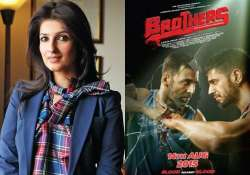 twinkle khanna spellbound after watching akshay kumar s