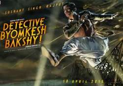 detective byomkesh bakshy first look motion poster creates