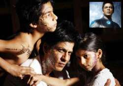 srk wants to make kids proud with ra.one