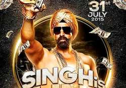 deja vu akshay kumar back as singh with prabhu deva s singh