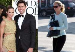 emily blunt gifted diamond necklace by husband john