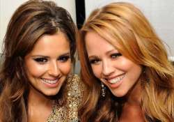 kimberley walsh not brave as cheryl cole for tattoos