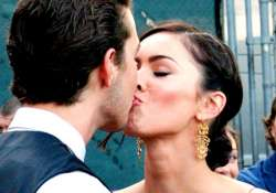 megan fox enjoyed kissing shia labeouf in transformers
