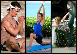 healthy america people take yoga with gusto fuel a 27 bn