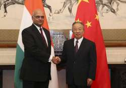china hopes to maintain peace along borders with india