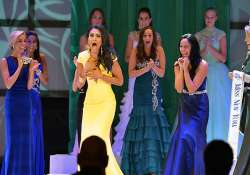 crowning of miss america sparks racist reaction on social