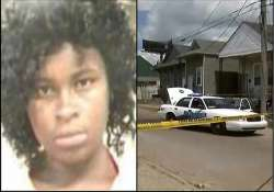 five year old in us shoots self after mom leaves her home
