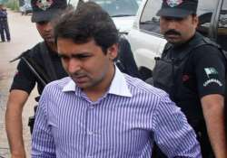 former pm gilani s son gets bail after being briefly