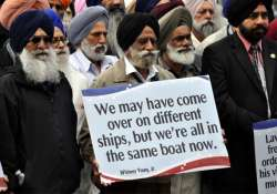 1984 anti sikh riots in india is issue in california race