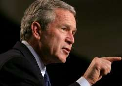 on muslims democrats find an unlikely ally george w bush