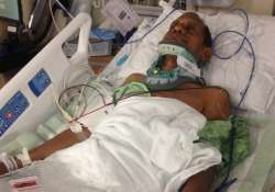 us policeman who beat up indian grandfather arrested fbi to