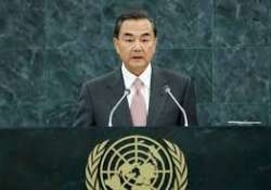 chinese wants further global action on ebola crisis
