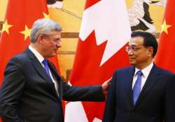 china canada to boost relations