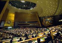 united nations 70th general debate begins today- India Tv