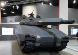 revealed stealth tank that can change shapes and disappears