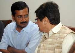 all parties together in corruption kejriwal