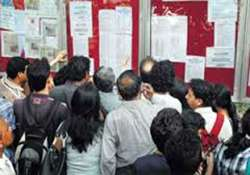 du s 10th list out colleges still far from filling up seats