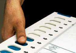 delhi poll office holds meeting to ensure peaceful elections