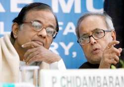 differences with chidambaram a closed chapter says pranab