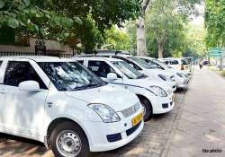 app based cab companies over running ban orders in delhi