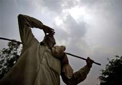 imd prediction of deficit rain add to farmers woes