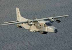 coastguard dornier aircraft with three crew members missing