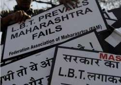 maharashtra government unlikely to scrap lbt until gst