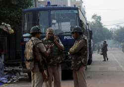 police rejects allegations of torture during trilokpuri