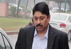 maran was evasive during questioning may be called again cbi