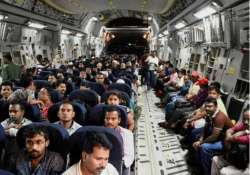 four skilled workers of odisha return from strife torn yemen