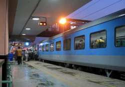 railway introduces entertainment package in shatabdis