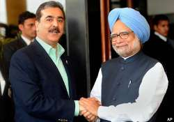 india pak push for genuine normalization of ties