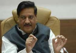prithviraj chavan denies knowledge of moves to replace him