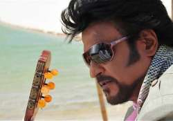 rajni fans eat rice spread on floor for his recovery