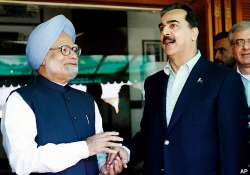 talks with manmohan positive gilani