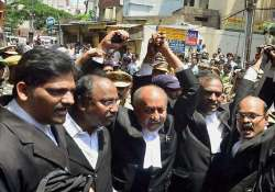 united ap stir seemandhra lawyers to abstain from court work