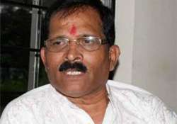 bjp mp in trouble for posing with bible in goa