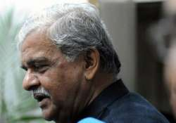 facing allegations for being a jaiswal coal minister