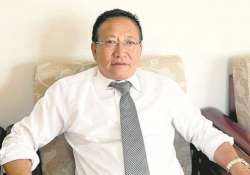 no opposition in nagaland bjp congress both in govt