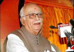 ayodhya case advani surprised at sc s decision to stay