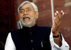 nitish favours consensus for prez poll