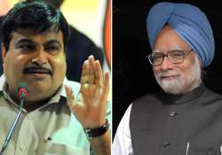 upa government worse than dacoits of madhya pradesh gadkari