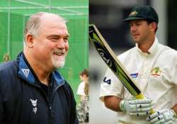 australia in a mess ponting should step down gatting