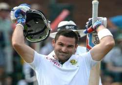 sa vs wi south africa reach 270 2 at stumps on day 1 vs
