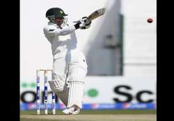2nd test pakistan vs australia scoreboard at stumps day 1