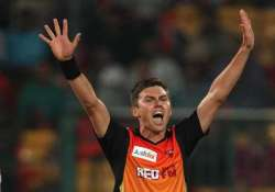 ipl 8 boult is just ahead of dale at this moment for us