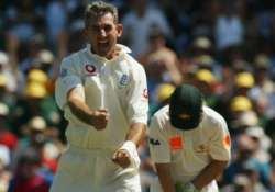caddick most uncomfortable bowler i have faced steve waugh