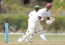west indies ride century opening stand to post 246 3