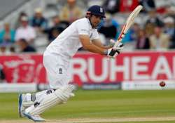backing alastair cook to score freely against west indies
