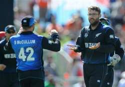 world cup 2015 vettori takes 300th wicket as nz beats